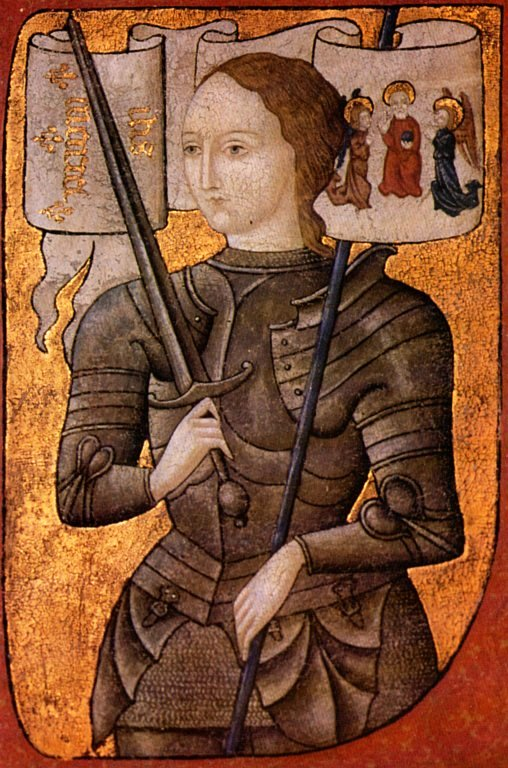 Jeanne d'Arc, 1485